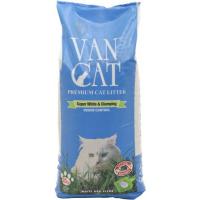Ван Кэт Классик наполнитель бентонитовый наполнитель для кошек 20 кг