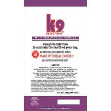 Купить Сухой корм 20 кг K-9 Selection HI-PERFORMANCE Фото 1 недорого с доставкой по Украине в интернет-магазине Майзоомаг