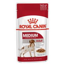 Royal Canin Medium Adult 140г Паучи упаковка 10 шт