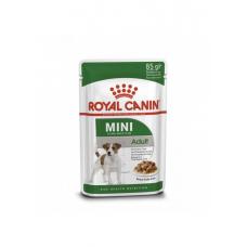 Купить Royal Canin Mini Adult влажный корм для взрослых собак мелких пород (кусочки в соусе) Паучи 12 шт Фото 1 недорого с доставкой по Украине в интернет-магазине Майзоомаг