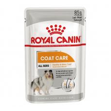 Купить Паучи  Royal Canin (Роял Канин) Coat Beauty Loaf для собак с тусклой и сухой шерстью, 85 г Упаковка 12 шт Фото 1 недорого с доставкой по Украине в интернет-магазине Майзоомаг