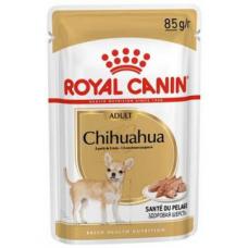Купить Паучи Royal Canin Chihuahua Adult 85г Упаковка 12 шт Фото 1 недорого с доставкой по Украине в интернет-магазине Майзоомаг