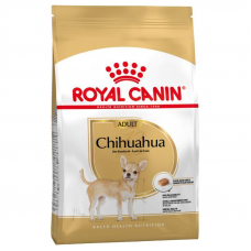 Купить Сухой корм Royal Canin (Роял Канин) 1,5 кг,  для щенков породы чихуахуа от 8 мес, Chihuahua Adult Фото 1 недорого с доставкой по Украине в интернет-магазине Майзоомаг
