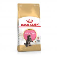 Купить Сухой корм Royal Canin (Роял Канин) Maine Coon Kitten для котят породы мейн кун, 4 кг Фото 1 недорого с доставкой по Украине в интернет-магазине Майзоомаг