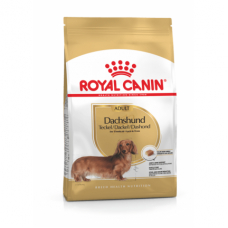 Купить Сухой корм для взрослых собак породы такса Royal Canin Dachshund Adult 1,5 кг Фото 1 недорого с доставкой по Украине в интернет-магазине Майзоомаг