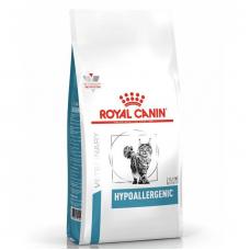 Купить Сухой корм для кошек, при пищевой аллергии Royal Canin Hypoallergenic 2,5 кг Фото 1 недорого с доставкой по Украине в интернет-магазине Майзоомаг