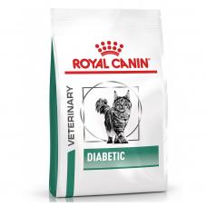 Сухой корм для котов, при сахарном диабете Royal Canin Diabetic 1,5 кг