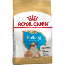 Купить Сухой корм Royal Canin Bulldog Puppy (Роял Канин Бульдог Паппи) для щенков 12 кг Фото 1 недорого с доставкой по Украине в интернет-магазине Майзоомаг