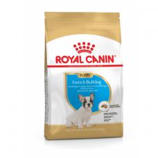 Сухой корм Royal Canin (Роял Канин) 1 кг, для щенка породы французский бульдог, до 12 мес., French Bulldog Junior