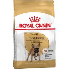 Купить Сухой корм Royal Canin French Bulldog Adult (Роял Канин Французкий Бульдог Эдалт) для взрослых собак 3 кг Фото 1 недорого с доставкой по Украине в интернет-магазине Майзоомаг