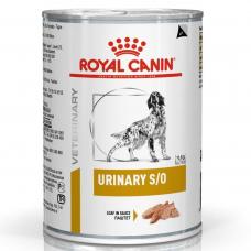 Купить Влажный корм для собак, при заболеваниях мочевыводящих путей Royal Canin Urinary S/O, 410 г Фото 1 недорого с доставкой по Украине в интернет-магазине Майзоомаг
