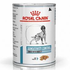 Купить ROYAL CANIN Sensitivity Canine Duck Cans ПРИ ПИЩЕВОЙ АЛЛЕРГИИ 420 Г Фото 1 недорого с доставкой по Украине в интернет-магазине Майзоомаг