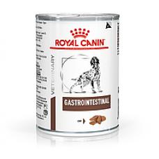 Royal Canin Gastrointestinal 400 г при нарушениях пищеварения у собак, влажный корм