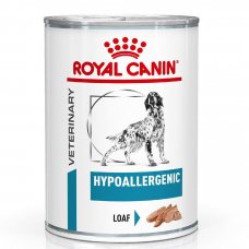 Влажный корм для собак, при пищевой аллергии Royal Canin Hypoallergenic 400 г