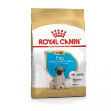 Купить Сухой корм Royal Canin (Роял Канин) 1,5 кг, для собак породы мопс до 10 мес, Pug Puppy Фото 1 недорого с доставкой по Украине в интернет-магазине Майзоомаг
