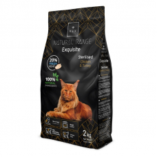 Купить Рекс НР для стерилізованих котів з куркою та індичкою 2 кг (20% свіжа індичка) Фото 1 недорого с доставкой по Украине в интернет-магазине Майзоомаг