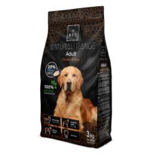 Купить Сухий корм Рекс НР REX NATURAL RANGE для дорослих собак з куркою 3 кг (20% свіжа курка) Фото 1 недорого с доставкой по Украине в интернет-магазине Майзоомаг