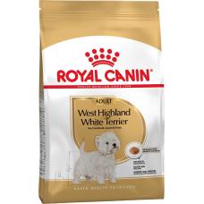 Купить Сухой корм Royal Canin West Highland White Terrier Adult (Роял Канин Вест Хайленд Терьер Эдалт) для взрослых собак 3 кг Фото 1 недорого с доставкой по Украине в интернет-магазине Майзоомаг