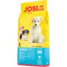 Сухой корм Josera (Йозера) JosiDog Junior Premium класса Йозера ЙозиДог Юниор для щенков и молодых собак, 18 кг