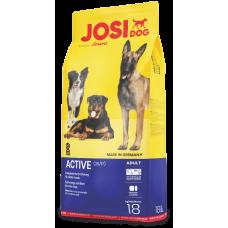 Сухой корм JosiDog Active Йозера ЙозиДог Актив . Высокоэнергетическое питание для активных собак 18 кг .