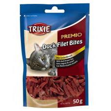 TRIXIE 42716 ЛАКОМСТВО PREMIO DUCK FILET BITES С УТКОЙ  50 г