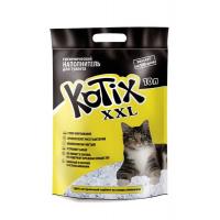 Наполнитель KOTIX силикон. 10 л. Котикс