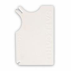TRIXIE 2299 Пинцет для удаления клещей  8х5 см белый
