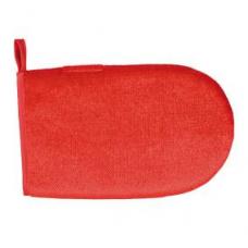 TRIXIE 2328 Перчатка для чистки двухсторонняя красная