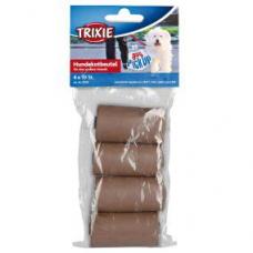 Купить TRIXIE 23470 Пакеты для мусора 4х10 шт коричневые Фото 1 недорого с доставкой по Украине в интернет-магазине Майзоомаг