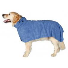 Купить TRIXIE 23483 Накидка-полотенце для собак 50 см синяя Фото 1 недорого с доставкой по Украине в интернет-магазине Майзоомаг