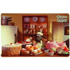 "TRIXIE 24572 Коврик под миску ""Shaun the Sheep""  44х28 см"