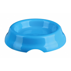 TRIXIE 2474 Миска пластиковая на резине 0,2 л, голубая