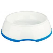 "TRIXIE 24959 Миска охлаждающая ""Cool Fresh"" 1 л 20 см белая с синим"
