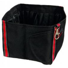 Купить TRIXIE 25131 Миска походная нейлоновая 1,4 л красная Фото 1 недорого с доставкой по Украине в интернет-магазине Майзоомаг
