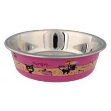 Купить TRIXIE 25274 Миска для котов 0.225 л o 12 см Фото 1 недорого с доставкой по Украине в интернет-магазине Майзоомаг