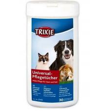 Купить TRIXIE 2940 Универсальные косметические салфетки для животных 30 шт  Фото 1 недорого с доставкой по Украине в интернет-магазине Майзоомаг