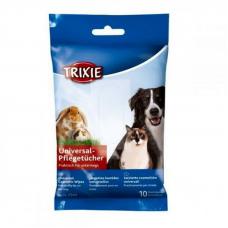 Купить TRIXIE 2944 Универсальные косметические салфетки для животных 10 шт Фото 1 недорого с доставкой по Украине в интернет-магазине Майзоомаг