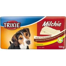Купить TRIXIE 2972 Белый  шоколад для собак 100 г Фото 1 недорого с доставкой по Украине в интернет-магазине Майзоомаг