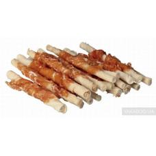 """Купить TRIXIE 31378 Палочки для собак """"Denta Fun""""  куриное филе 12 см 240 г  30 шт  Фото 1 недорого с доставкой по Украине в интернет-магазине Майзоомаг"""