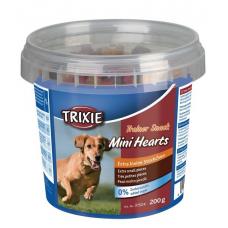 """Купить TRIXIE 31524 Сердечки для собак """"Mini Hearts"""" курица ягнёнок лосось 200 г  Фото 1 недорого с доставкой по Украине в интернет-магазине Майзоомаг"""