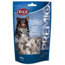 "Купить TRIXIE 31599 Косточки ""PREMIO Fishies""   рыба 100 г Фото 1 недорого с доставкой по Украине в интернет-магазине Майзоомаг"