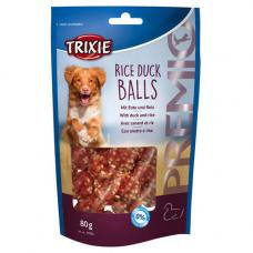 """Купить TRIXIE 31704 Лакомство для собак """"Rice Duck Balls"""" утка с рисом 80 г Фото 1 недорого с доставкой по Украине в интернет-магазине Майзоомаг"""