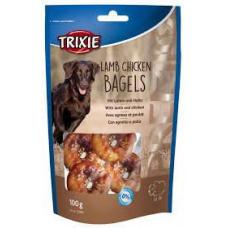 """Купить TRIXIE 31707 Бублики для собак """"Lamb Chicken Bagels"""" ягнёнок и курица 100 г  Фото 1 недорого с доставкой по Украине в интернет-магазине Майзоомаг"""
