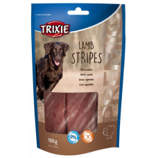"""Купить TRIXIE 31741 Лакомство для собак """"Lamb Stripes"""" ягнёнок 100 г Фото 1 недорого с доставкой по Украине в интернет-магазине Майзоомаг"""