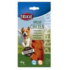 """Купить TRIXIE 31743 Жареная курица для собак """"Grilled Chicken"""" 35 г Фото 1 недорого с доставкой по Украине в интернет-магазине Майзоомаг"""