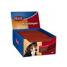 Купить TRIXIE 31746 Палочки для собак говядина с рисом 65 г  50 шт  Фото 1 недорого с доставкой по Украине в интернет-магазине Майзоомаг