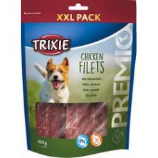 """Купить TRIXIE 31801 Филе для собак """"Chicken Filets"""" курица  300 г Фото 1 недорого с доставкой по Украине в интернет-магазине Майзоомаг"""