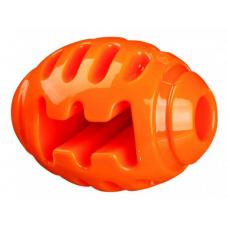 """Купить TRIXIE 33515 Мяч для регби """"Soft & Strong"""" 10 см оранжевый Фото 1 недорого с доставкой по Украине в интернет-магазине Майзоомаг"""