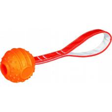 """Купить TRIXIE 33516 Мяч с петлей  """"Soft & Strong""""  6 см  26 см  оранжевый Фото 1 недорого с доставкой по Украине в интернет-магазине Майзоомаг"""