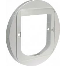 """TRIXIE 38531  Рамка для дверцы  """"SureFlap""""  28.5  см  белая"""